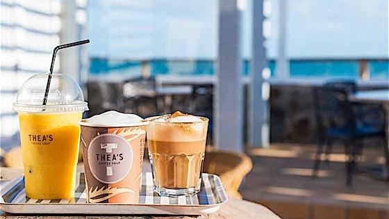 Thea's Coffee Shop & Juice Bar